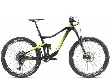 Велосипед Giant Trance Advanced 0 (2018)