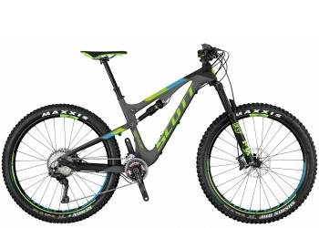 Велосипед SCOTT GENIUS 710 PLUS BIKE (2017)