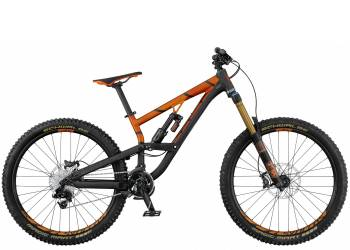 SCOTT VOLTAGE FR 710 BIKE (2017)