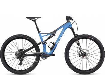 Велосипед Specialized Stumpjumper FSR Comp Carbon 650b (2018)