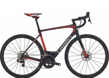 Велосипед Specialized S-Works Roubaix eTap (2018)