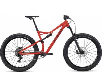 Велосипед Specialized Stumpjumper FSR Comp 6Fattie (2018)
