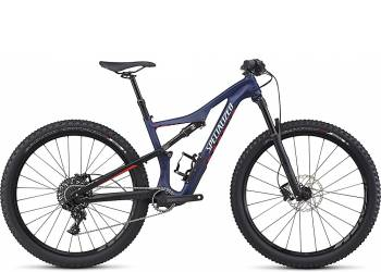 Велосипед Specialized Women's Camber Comp Carbon 650b (2017)