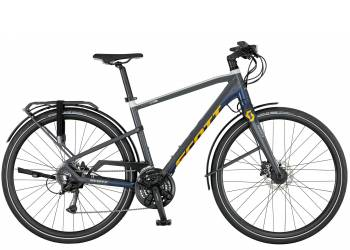 Велосипед SCOTT SILENCE 30 MEN BIKE (2017)