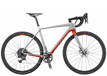 SCOTT ADDICT GRAVEL 10 DISC BIKE (2017)
