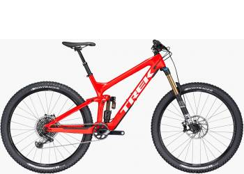 Велосипед Trek SLASH 9.9 29 RACE SHOP LIMITED (2017)