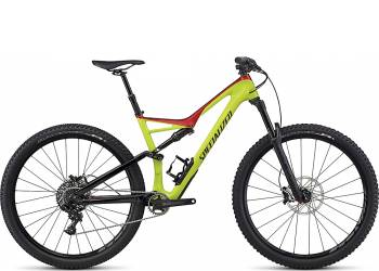 Велосипед Specialized Stumpjumper FSR Comp Carbon 29 (2018)