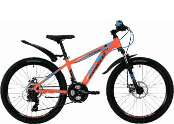 "Велосипед Novatrack Extreme 21 sp. Disc 24"" (2019)"