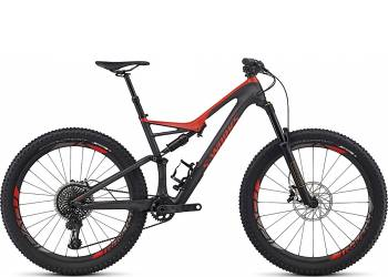 Велосипед Specialized S-Works Stumpjumper FSR 6Fattie (2018)