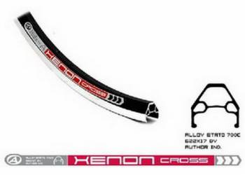 "Обод 26"" Author Xenon Cross"
