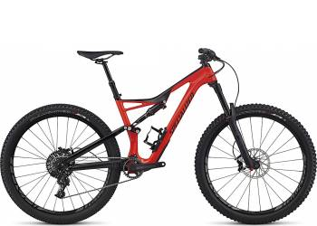 Велосипед Specialized Stumpjumper FSR Expert Carbon 650b (2018)