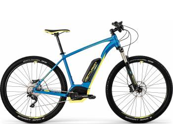 Велосипед Centurion Backfire Trail E R2500 (2018)
