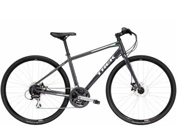 Велосипед Trek FX 2 Women's Disc (2018)