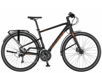 Велосипед SCOTT SILENCE 20 MEN BIKE (2017)