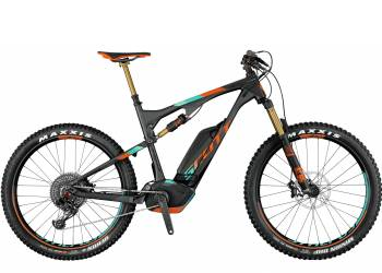 Велосипед SCOTT E-GENIUS 700 PLUS TUNED BIKE (2017)