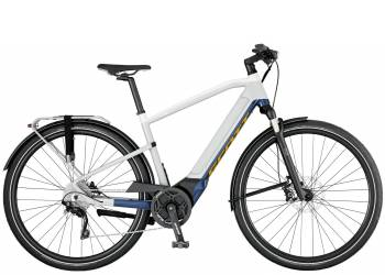 Велосипед SCOTT E-SILENCE SPEED 10 BIKE (2017)