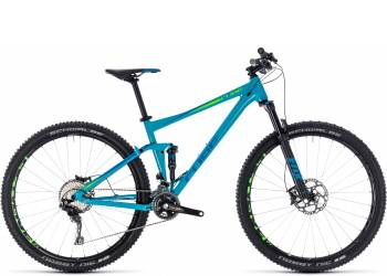 Cube STEREO 120 Race (2018)
