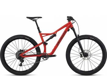 Велосипед Specialized Stumpjumper FSR Comp 650b (2017)