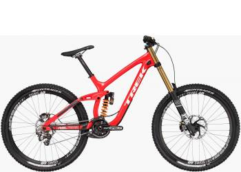 Велосипед Trek SESSION 9.9 DH 27,5 RACE SHOP LIMITED (2017)
