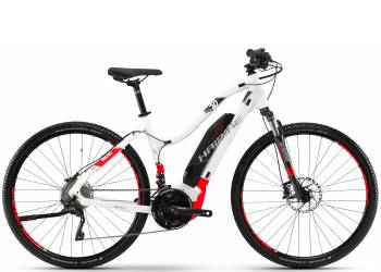 Велосипед Haibike SDURO Cross 6.0 women 500Wh 20s XT (2018)