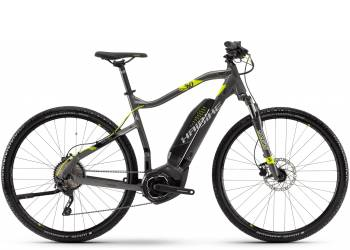 Велосипед Haibike Sduro Cross 4.0 men 400Wh 10s Deore (2018)