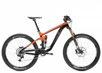 Велосипед Trek Slash 9 27.5 (2014)