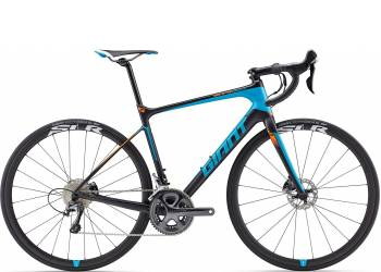 Велосипед Giant Defy Advanced Pro 1 (2018)