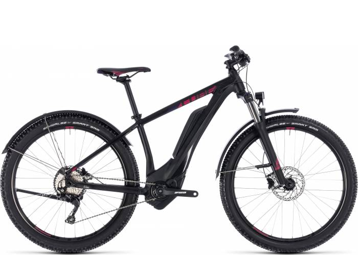 Велосипед Cube ACCESS HYBRID Pro Allroad 500 (2018)