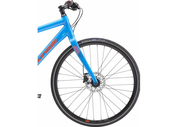 Велосипед Cannondale QUICK 2 DISC (2018) 2