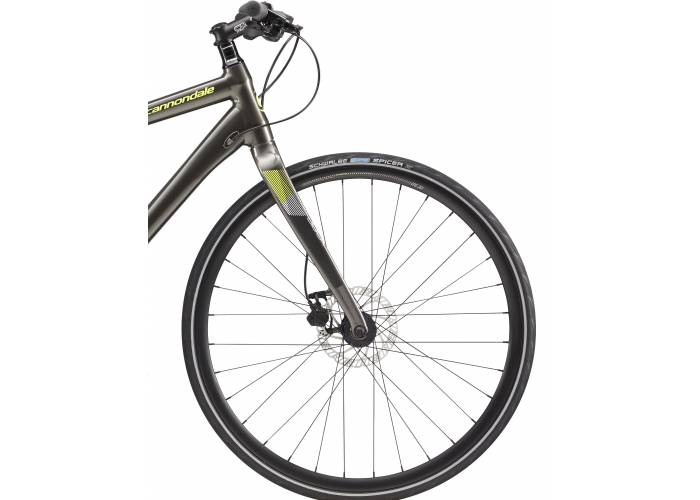 Велосипед Cannondale QUICK 3 DISC (2018) 2