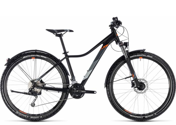 Велосипед Cube ACCESS WS Pro Allroad (2018) 2