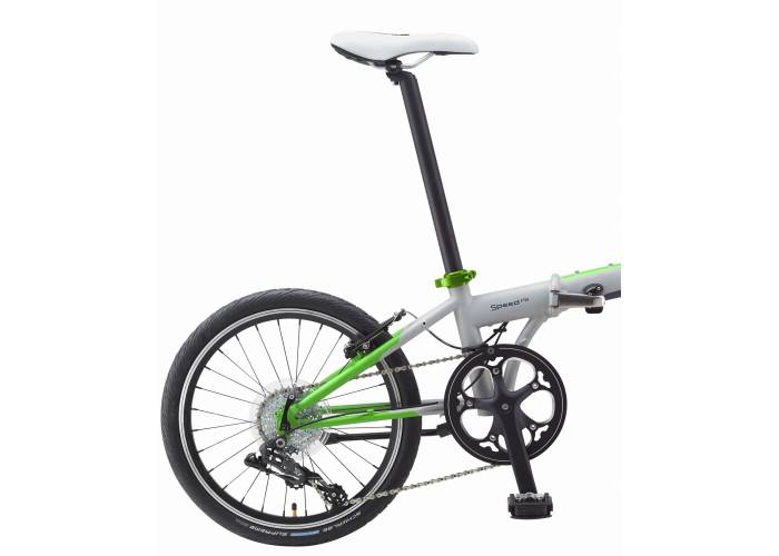 Велосипед Dahon Speed D8 (2018) 2