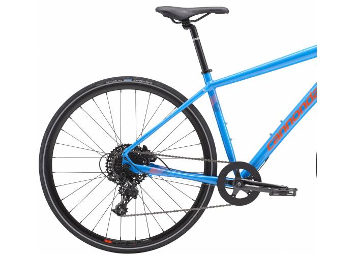 Велосипед Cannondale QUICK 2 DISC (2018) 1