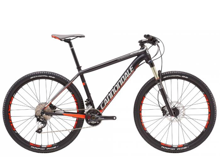 Велосипед Cannondale F-Si 3 27,5 (2016)
