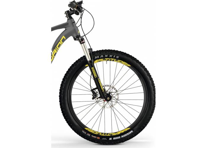 Велосипед Centurion Backfire Trail E R650 (2018) 1