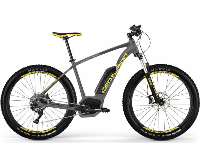 Велосипед Centurion Backfire Trail E R650 (2018)