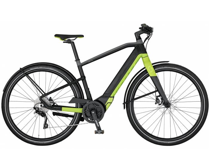 Велосипед SCOTT E-SUB SPORT 10 MEN BIKE (2017)