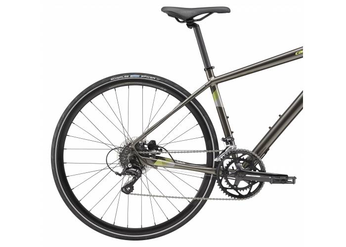 Велосипед Cannondale QUICK 3 DISC (2018) 1