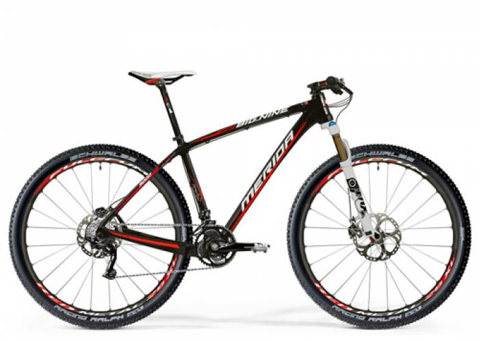 Велосипед Merida Big Nine Carbon 3000 (2013)