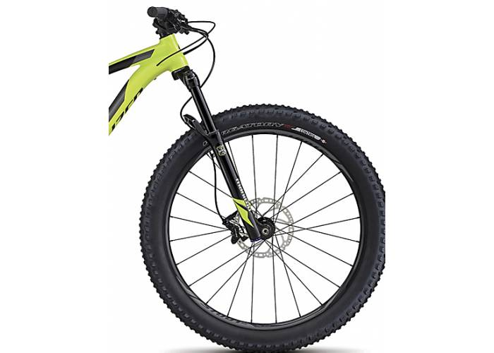 Велосипед Specialized Fuse Comp 6Fattie (2018) 1