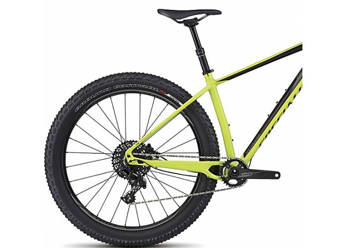 Велосипед Specialized Fuse Comp 6Fattie (2018) 2