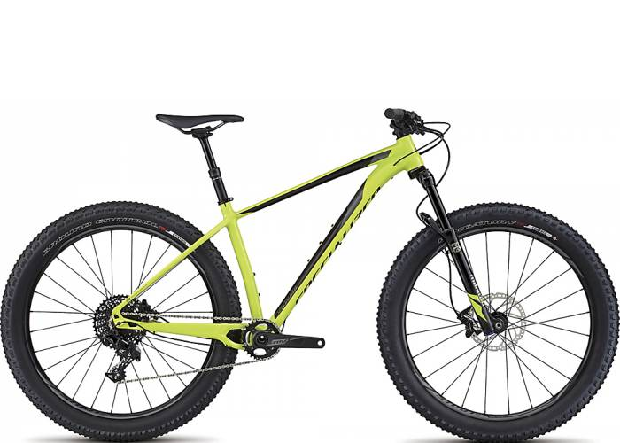 Велосипед Specialized Fuse Comp 6Fattie (2018)