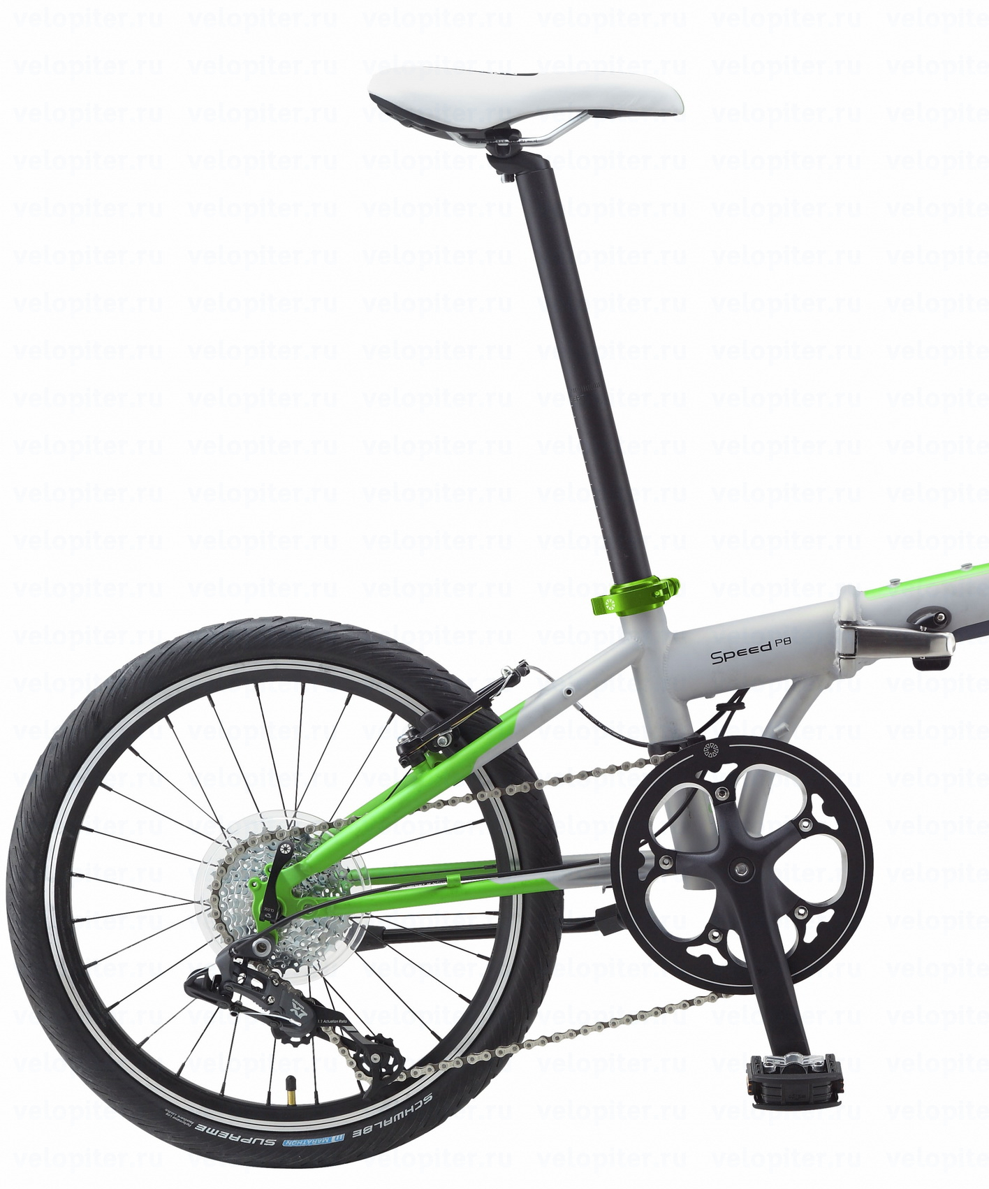 Dahon Speed D8 (2018) / Фото 2