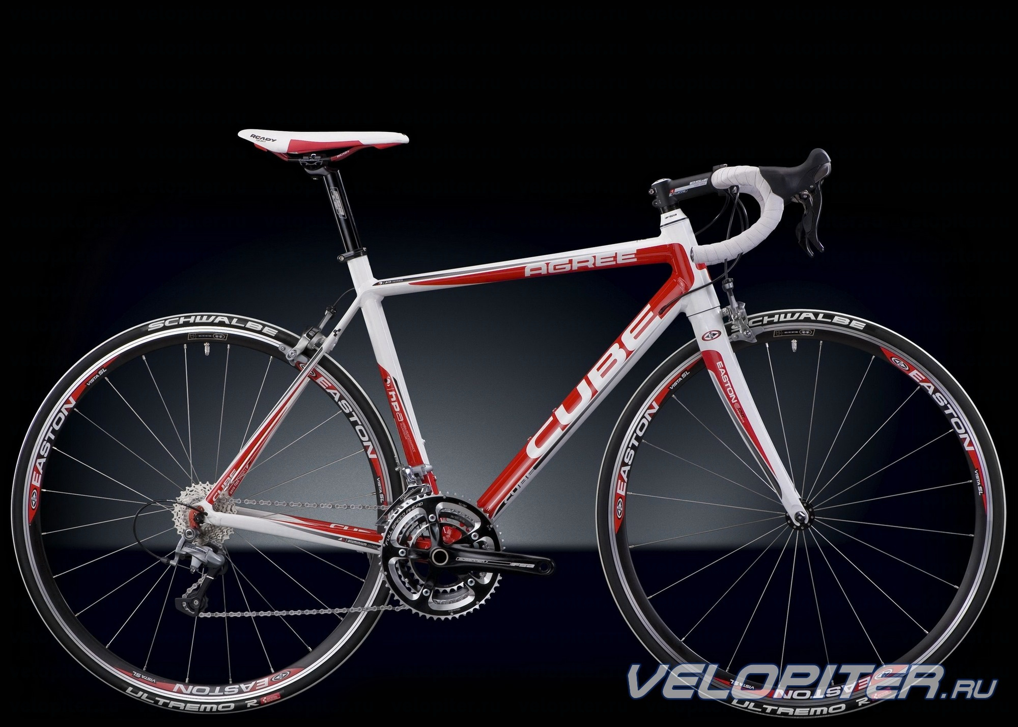 Cube Agree Pro 3-Speed (2010)